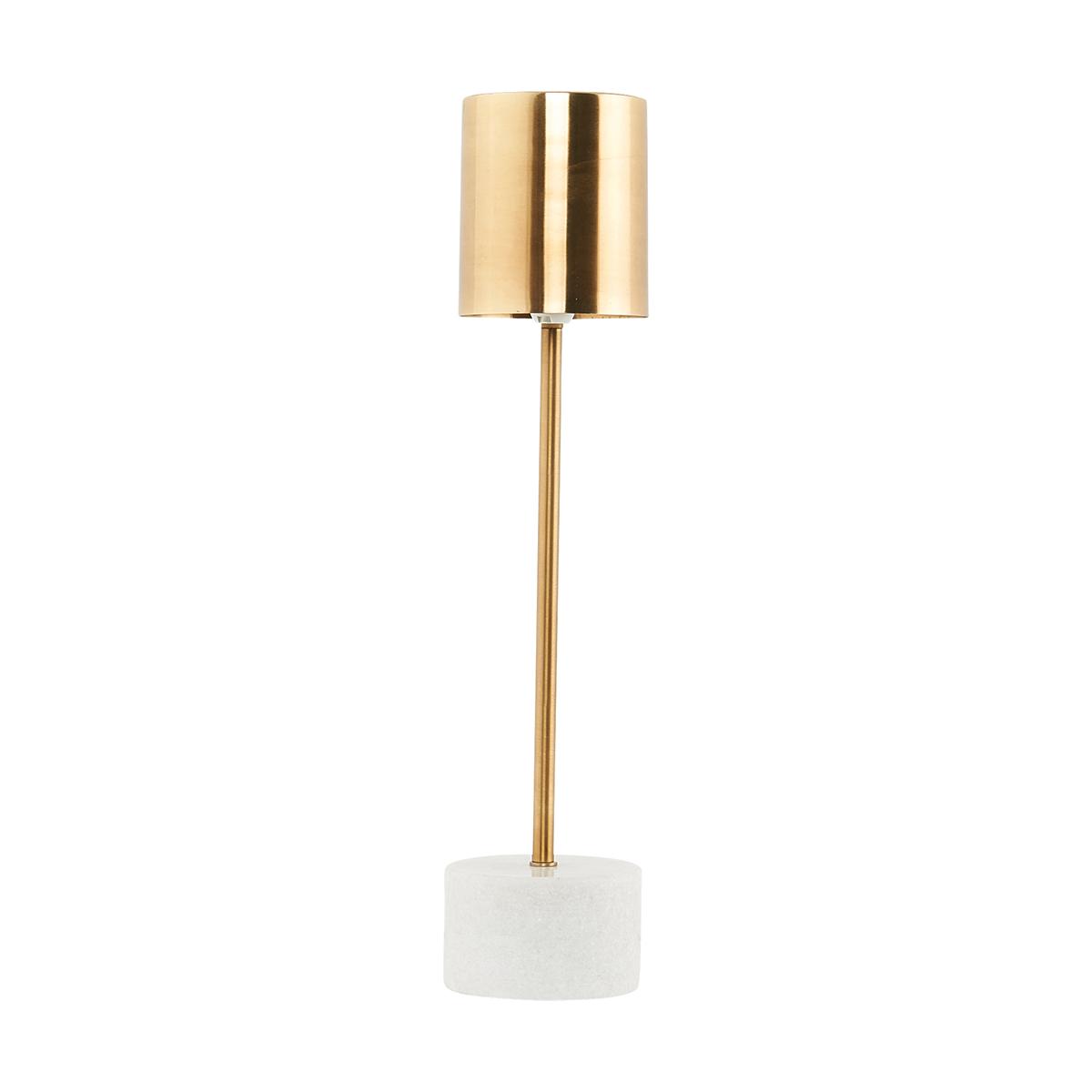 Lampe Marbre Blanc Pieds En Bureau – Deko Avec L'eau De roxeCdB