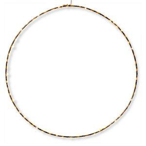 Cercle lumineux – Doré