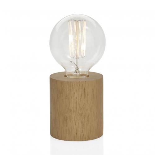 Lampe design deko de l 39 eau for Lampe a poser en bois