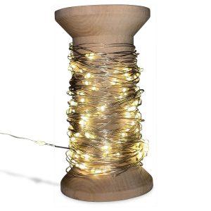 Guirlande bobine lumineuse 120 LED