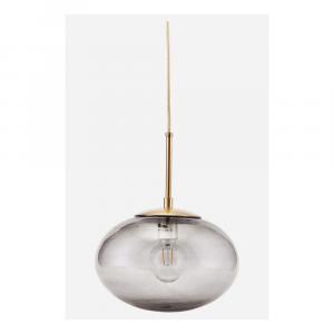 "Lampe ""Opal"" – Grey – Large"