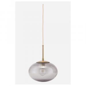 "Lampe ""Opal"" – Grey – Small"