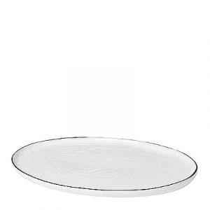 Petit plat oval