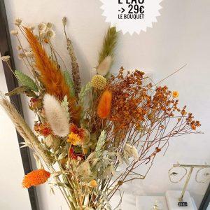 """Bouquet de fleurs séchées """"Anaïs"""""""