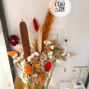 """Bouquet de fleurs séchées """"Chloé"""""""