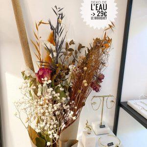 """Bouquet de fleurs séchées """"Christel"""""""