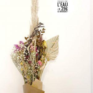 """Bouquet de fleurs séchées """"Elodie"""""""