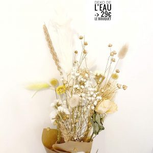 """Bouquet de fleurs séchées """"Lilly"""""""